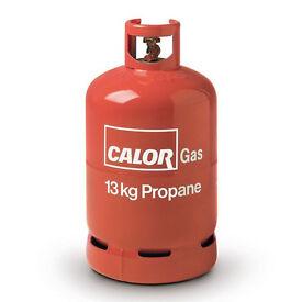 Calor 13kg Propane bottle for sale