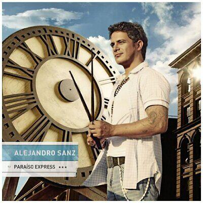 CD, ALEJANDRO SANZ - PARAISO EXPRESS