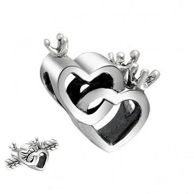 Abalorio de plata 925 / Compatible con pulseras europeas-Nº023