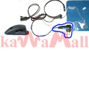 Acoustic-Tube-Throat-Mic-to-Motorola-HT1250-GP328-GP360