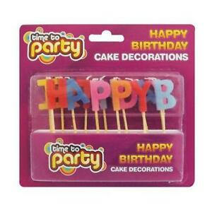 Birthday Candles Party Supplies