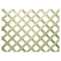 3 psc 4 X 8 Wood Lattice -Privacy