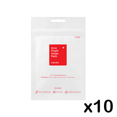 Winit  Cosrx Acne Pimple Master Patch 24Patches X10