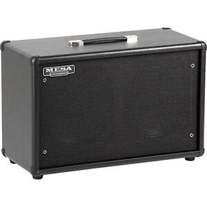 Mesa boogie 2x12 cabinet -sell or trade