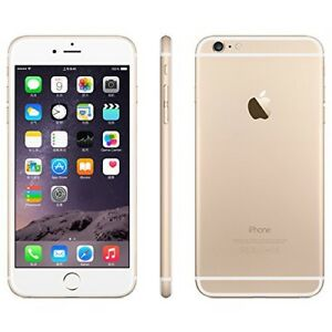 White IPhone 6plus with Bell