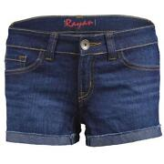 Denim Shorts Size 4