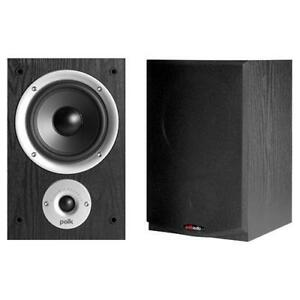 Polk Audio R150 100-Watt Bookshelf Speakers (New other)