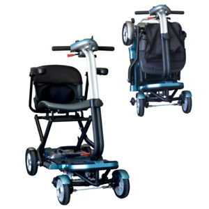 Trouble Walking?  Portable Mobility Scooters- Demo Clearance