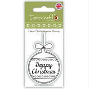 Happy Christmas Stamp