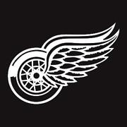 Detroit Red Wings Car Decal
