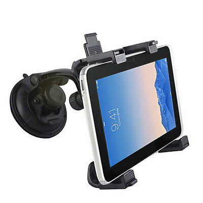 360� Car Windshield Desk Holder Suction Cup Mount Stand For iPad 2 3 4 Tablet PC