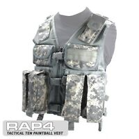 RAP4 ACU Tactical Vest and remote coil