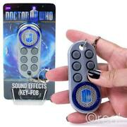 Doctor Who Keyring