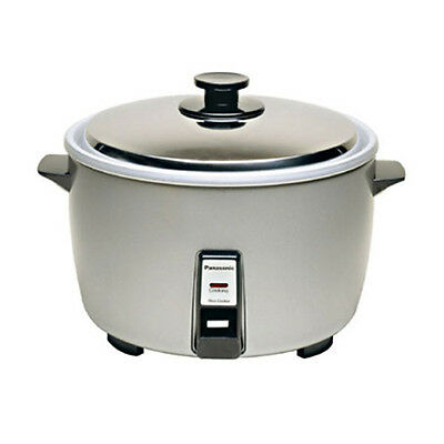Panasonic Sr-ga721l 40 Cup Capacity Commercial Rice Cooker