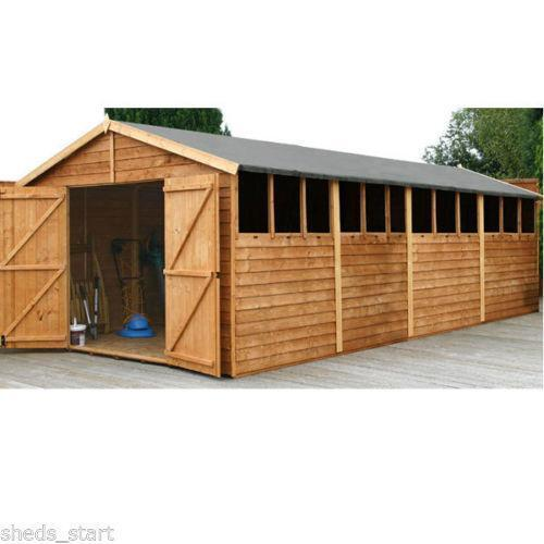 how to sell a used shed