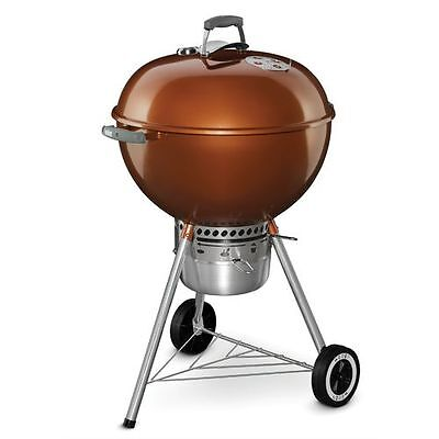"""New Brand Weber Original Kettle 22"""" Premium Charcoal Grill Free Shipping !"""