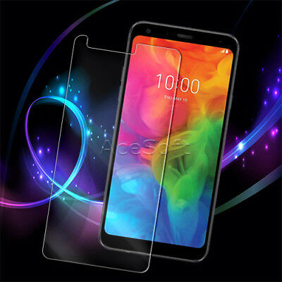 Premium Real 9H Tempered Glass Screen Protector for T-Mobile LG Q7+ Plus Q610TA