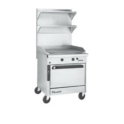 Southbend P36a-ggg Heavy Duty Gas Range W Griddle