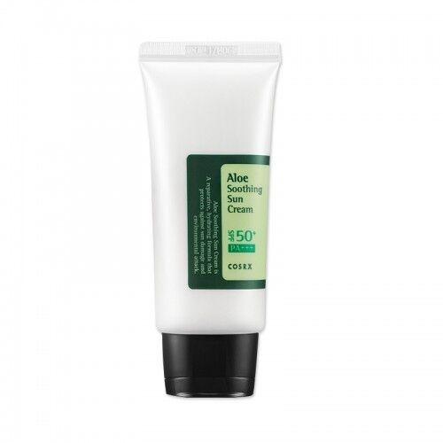 [Cosrx] Aloe Soothing Sun Cream SPF50 PA+++ 50ml