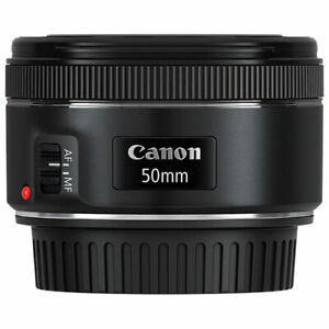 Canon 50mm prime 1.8 is stm
