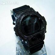 G Shock Black Diamond Watch