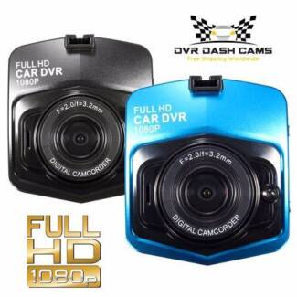 DVR Dash Cam HD 1080P Crash Recorder 2.4 Inch LCD G-sensor HDMI Townsville 4810 Townsville City Preview