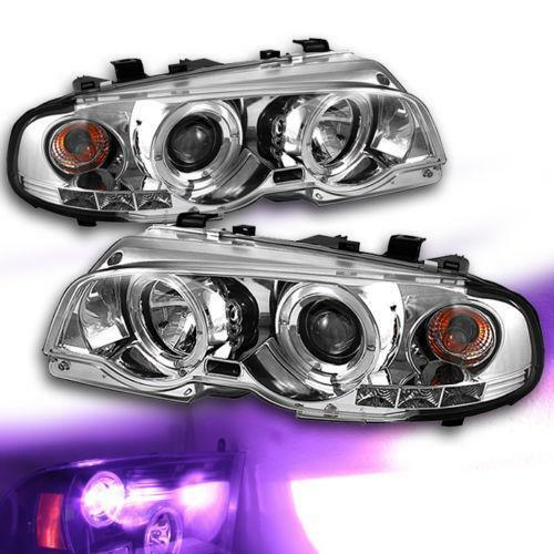 2000 BMW 328CI Headlights