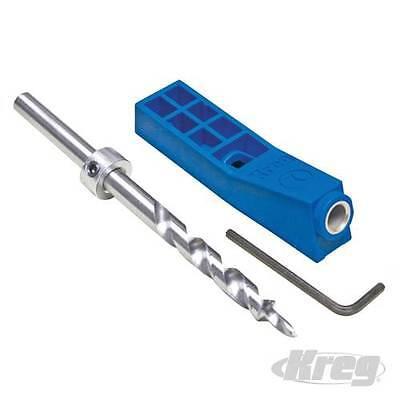 Kreg Jig ® Mini Pocket Hole Jig Drill Guide For all Types Of Timber. - MKJKIT