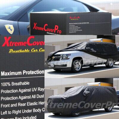 2007 2008 2009 Cadillac Escalade ESV Breathable Car Cover w/MirrorPocket