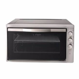 Euromaid Oven 60cm Fan Forced Stainless Steel 10amp Benchtop BT44 St Peters Marrickville Area Preview