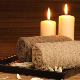 Full Body professional massage