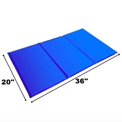 "Large Pet Dog Cooling Mat Pad for Kennels, Crates for pet 36"" X 20"" NEW"