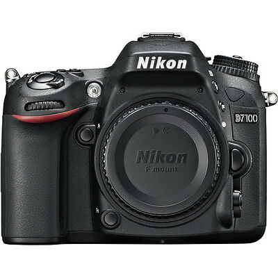 Nikon D7100 DSLR Camera (Body)