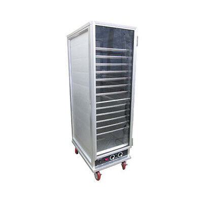 Adcraft Pw-120c Full Size Non-insulated Heater Proofer Cabinet Only