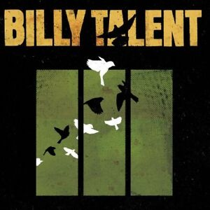 Billy Talent 3-new and sealed cd + bonus cd
