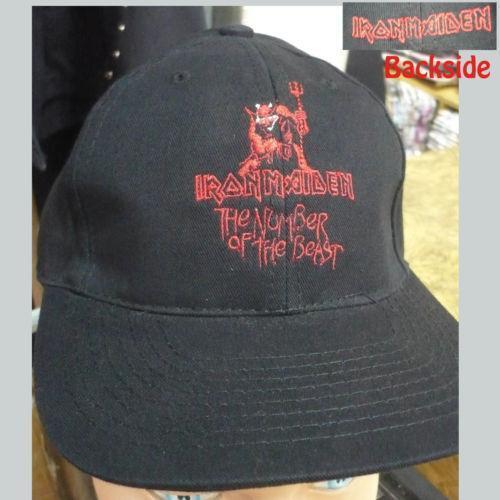 a4fbf9fb0c9 Iron Maiden Hat