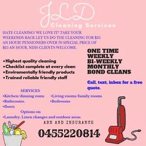Ever thought about a house clean as a present for a loved one?