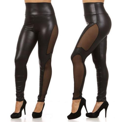 Plus Size Leggings | eBay