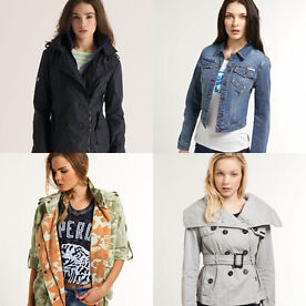 Women's Superdry Jackets
