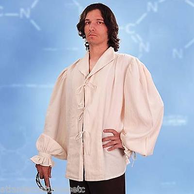 Replica Assassins Creed Costume (Licensed Assassins Creed II Museum Replicas Ezio Shirt Extra Large Light)