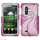 LG Thrill Bling Case