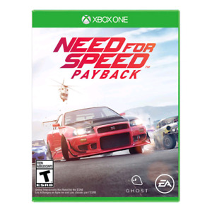 Xbox One's Need for Speed Payback