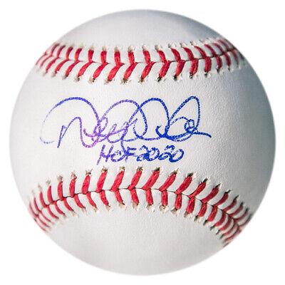 Derek Jeter HOF 2020 Signed Baseball Yankees MLB Authentication Derek Jeter Autographed Mlb Baseball