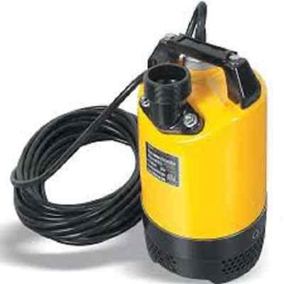 Wacker Neuson Ps2 800 Submersible Pump 110v60hz 1 Hp 49 Cord. 10.1a