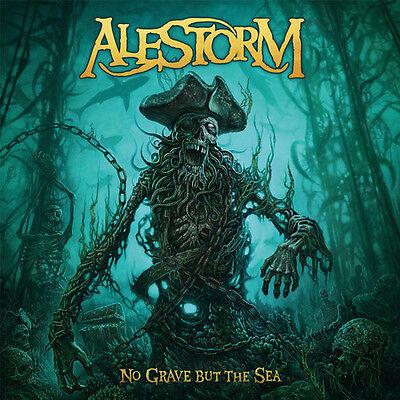 Alestorm   No Grave But The Sea  New Cd  Explicit