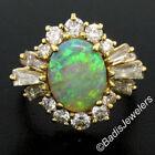 Multi-Color 4 Ring Fine Gemstone Rings