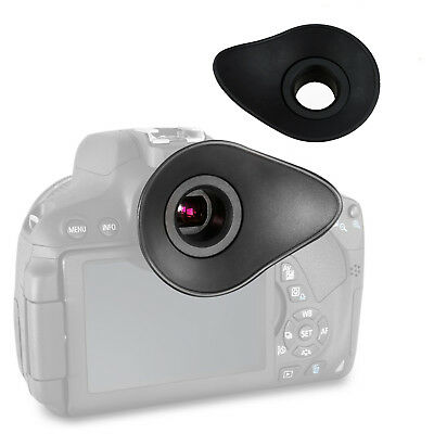 JJC EC-7 Oval  Rubber eyecup for Canon  Rebel T4i T5 T5i T6 Replace Eyecup Eb Ef