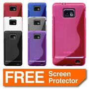 Samsung Galaxy S2 Gel Case