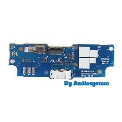 FLAT FLEX CARICA ASUS ZENFONE GO ZB551KL X013D BLU CONNETTORE RICARICA+MICROFONO