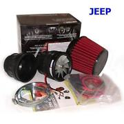 Jeep Supercharger